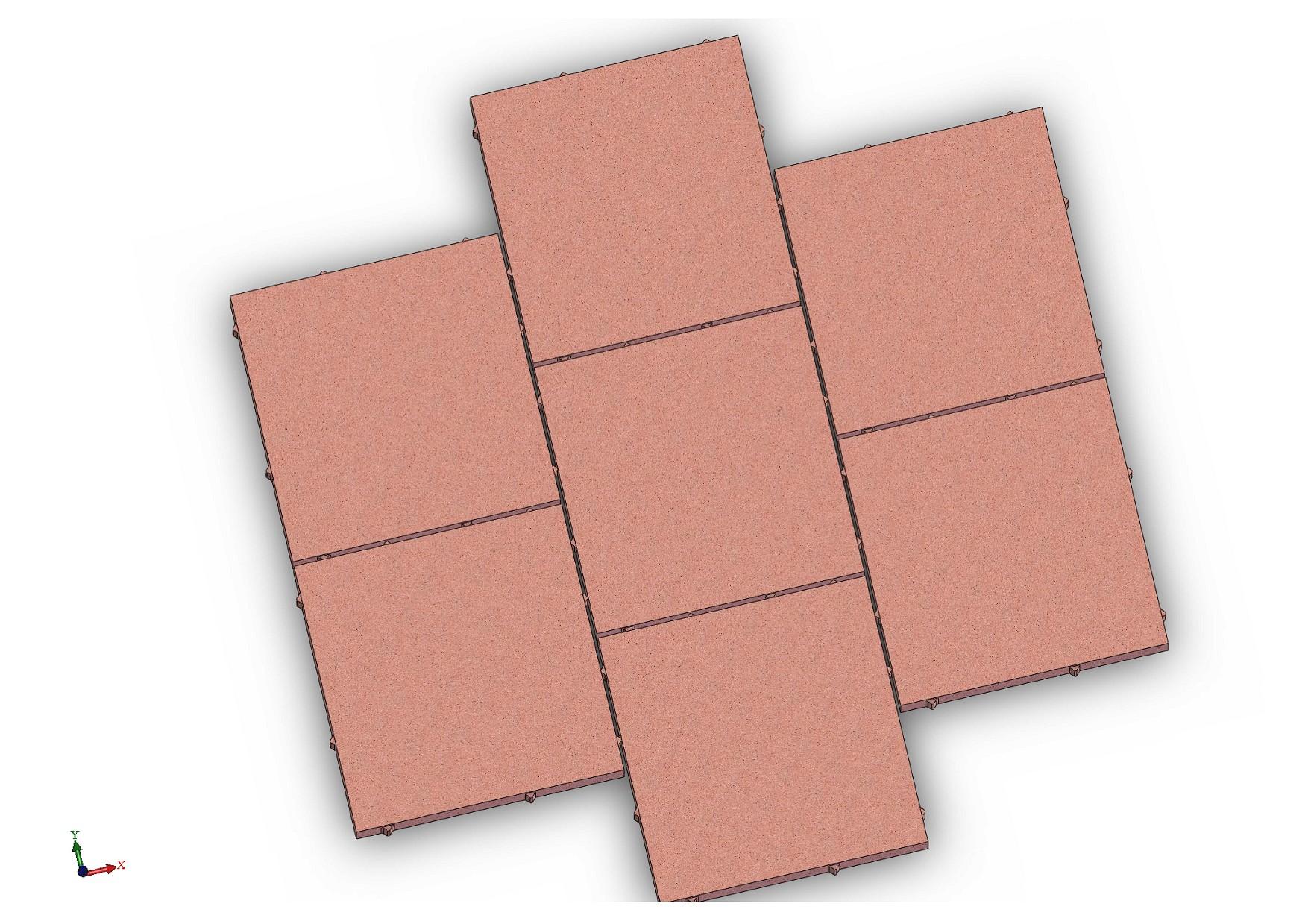 Kladka kvadrat.