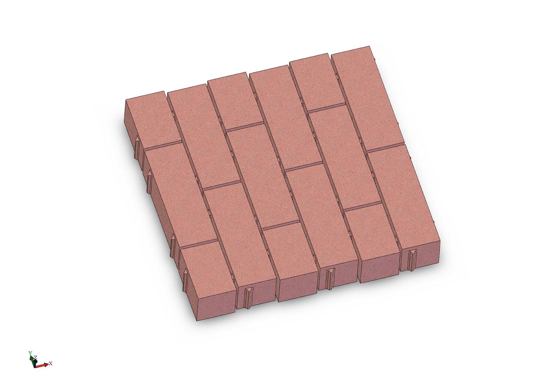 Изготовление формы для тротуарной плитки своими руками