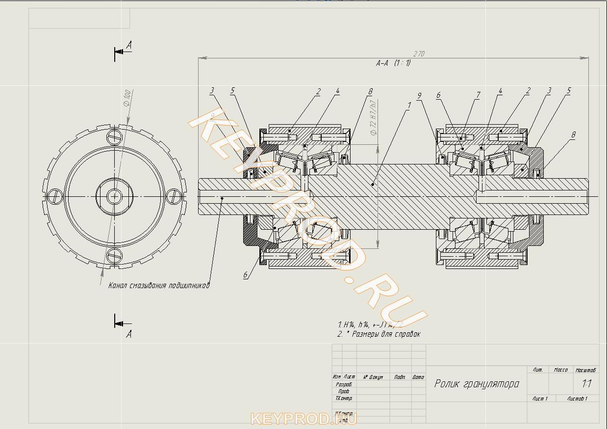 Как сделать гранулятор комбикорма чертеж