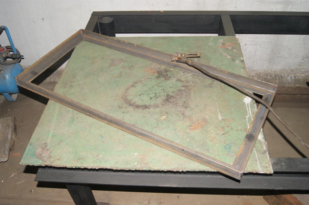 Рамка столешницы вибростола