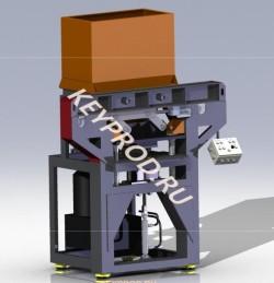 Чертежи оборудования к производства лего-кирпичей