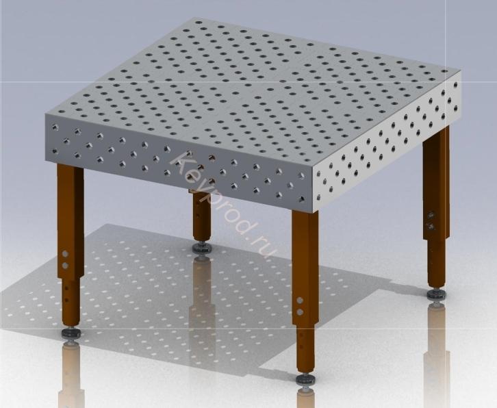 Сварочный стол система 28
