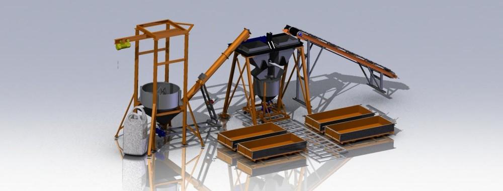 KEYPROD - Чертежи различного оборудования