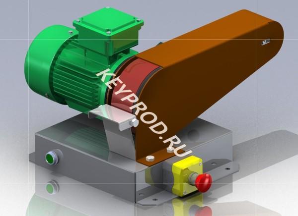 3D-model grinder 5