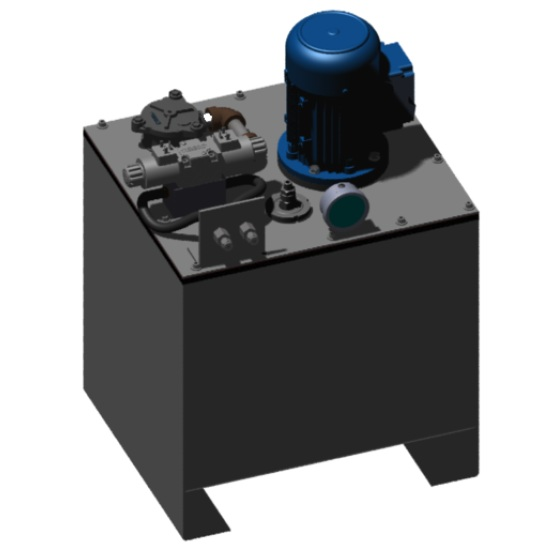 Гидростанция расчет,чертежи, 0D-модели