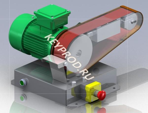 3D-model grinder 5-2