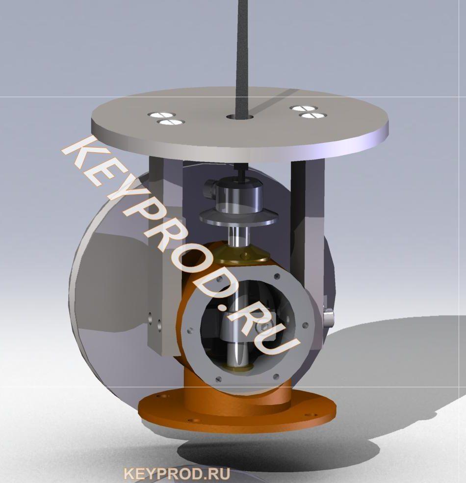 3D-модельМеханический напильник 2