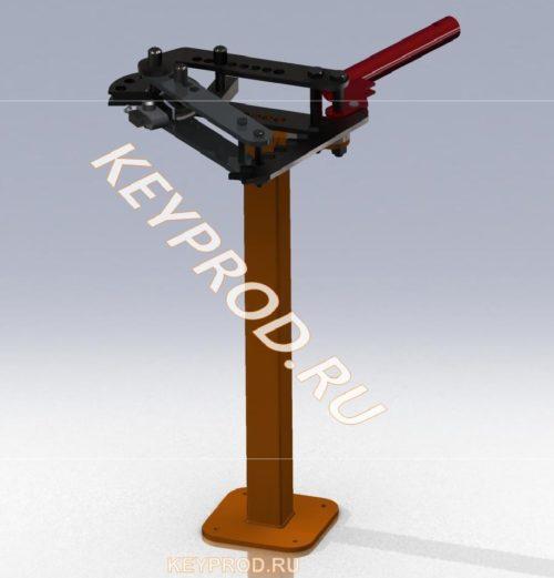 Трубогиб 3D-модель