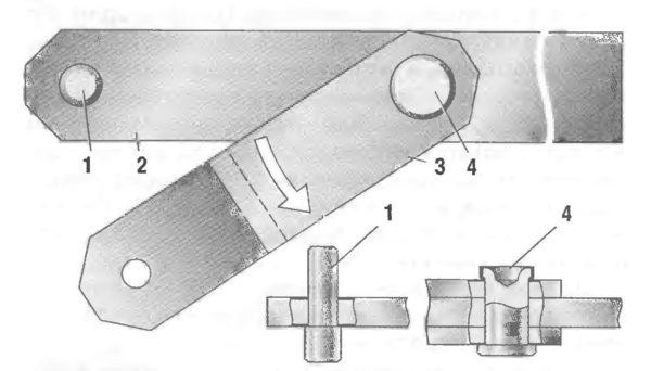 Универсальный ключ для фланцев хвостовиков и ступиц 1