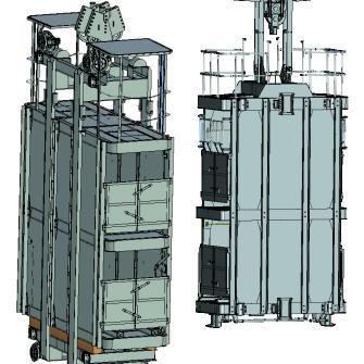 3D-модели и чертежи оборудования добывающей промышленности