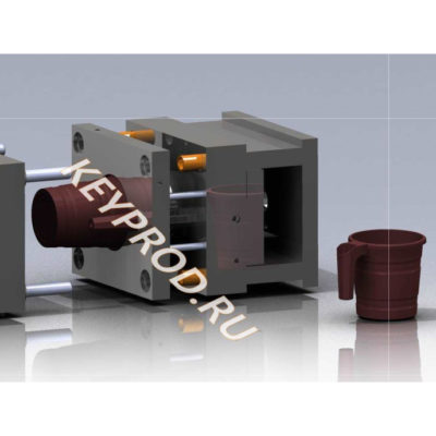 Пресс-формы, экструдеры, термопласт автоматы