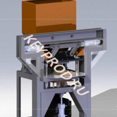 Чертежи и 3D-модели оборудования для произ-ва lego-кирпичей