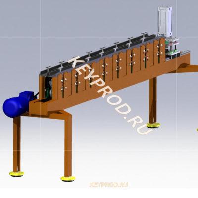3D-модели и чертежи Оборудование для производства теплиц