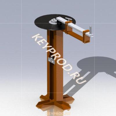 3D-модели и чертежи оборудования для холодной ковки