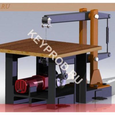 Чертежи и 3D-модели деревообрабатывающее оборудование