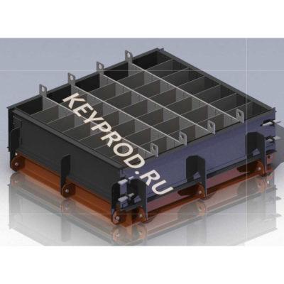 Чертежи и 3D-модели оборудования для производства пеноблоков