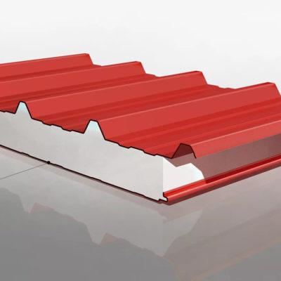 3D-модели и чертежи оборудования для производства сендвич панелей